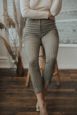 Glen Pants - 2 colors