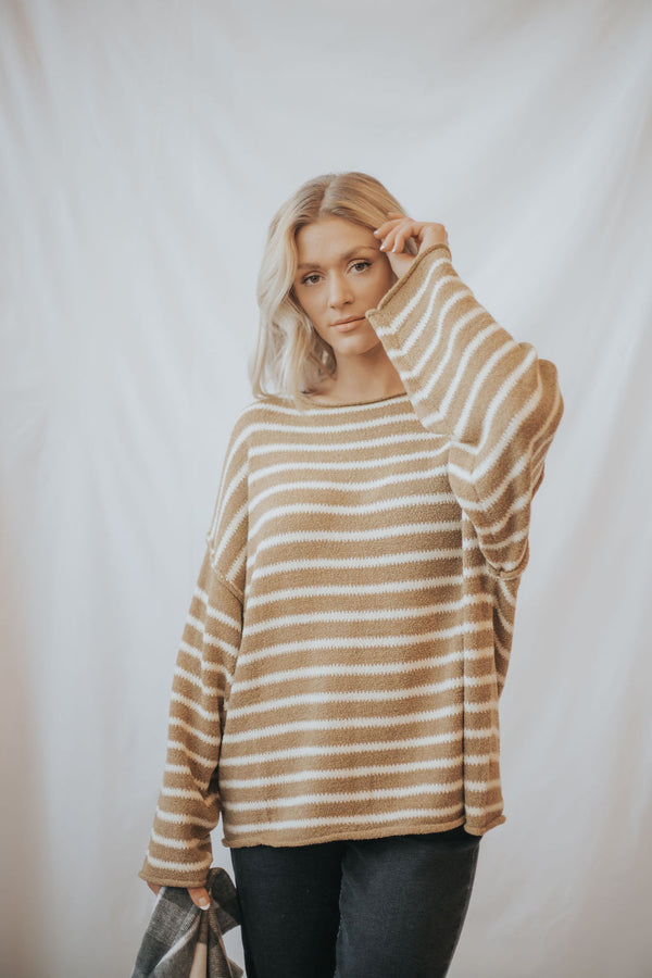 Charlize Sweater - 2 colors!