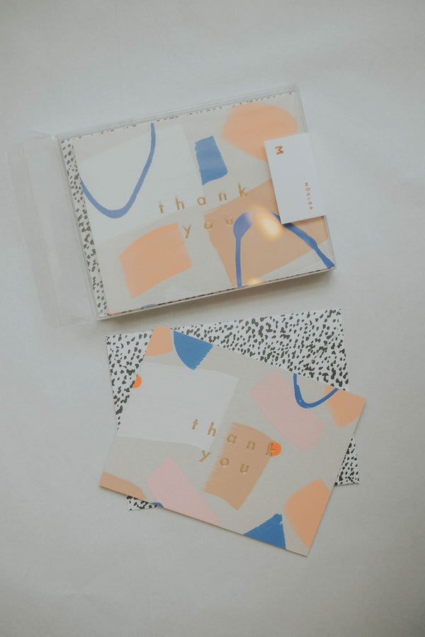Moglea Boxed Card Set