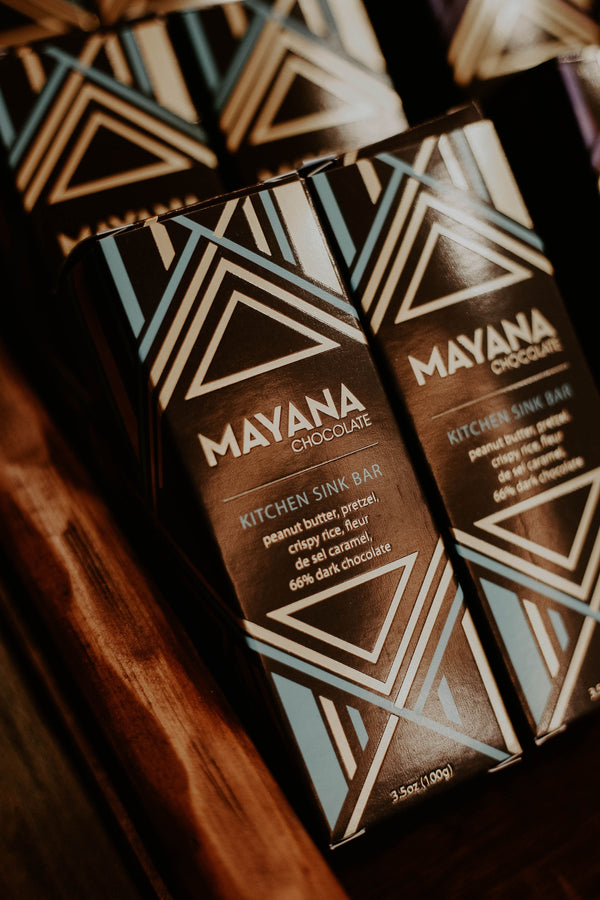 Mayana Chocolate Bars