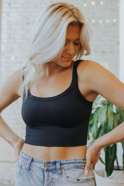 LuLu Basic Crop Top