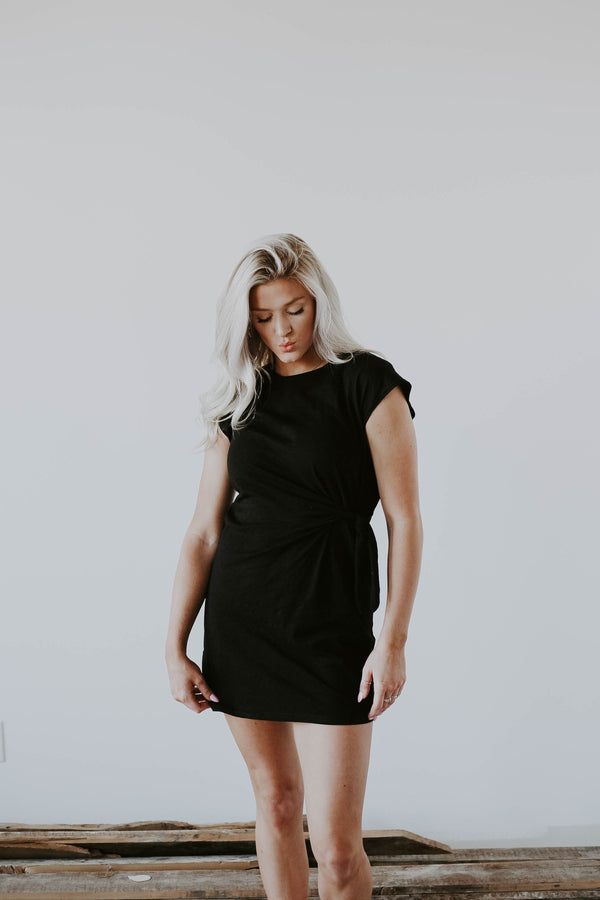 Donna Dress (O+P) / Black