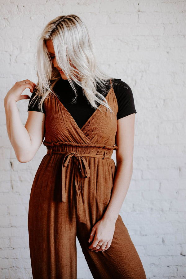 Willow Jumpsuit (O+P)
