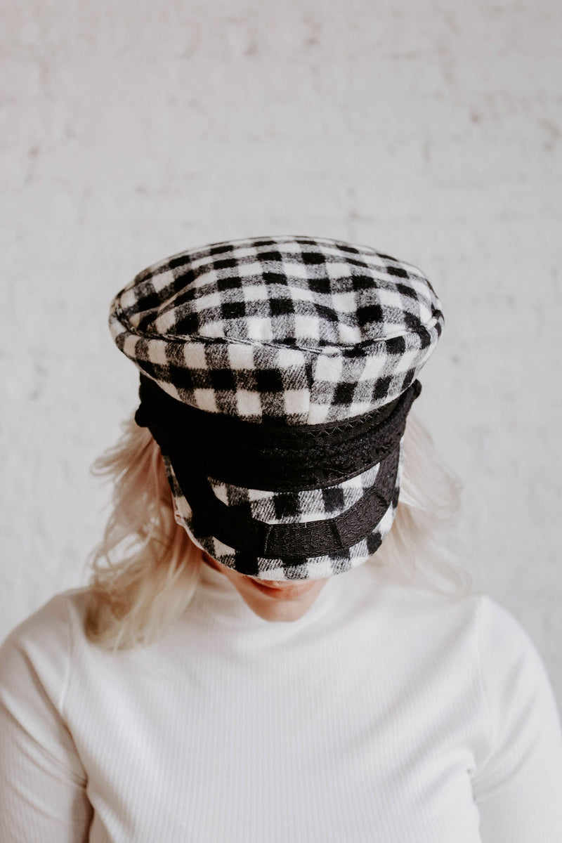 Dickens Hat