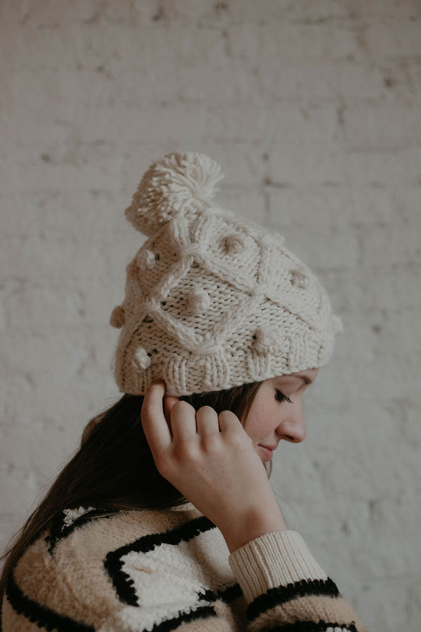Stocking Stuffer :: Telluride Pom Beanie