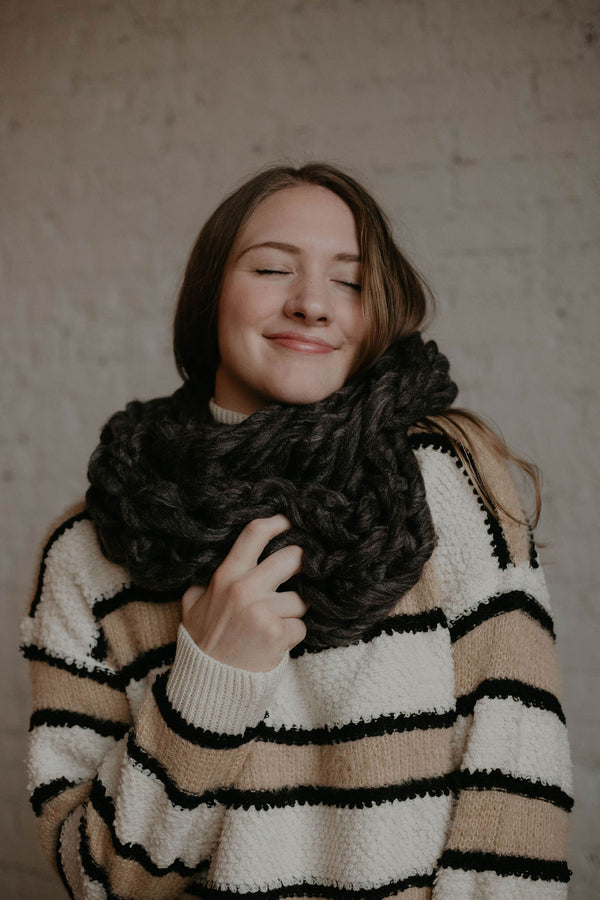 Jack Frost Infinity Scarf