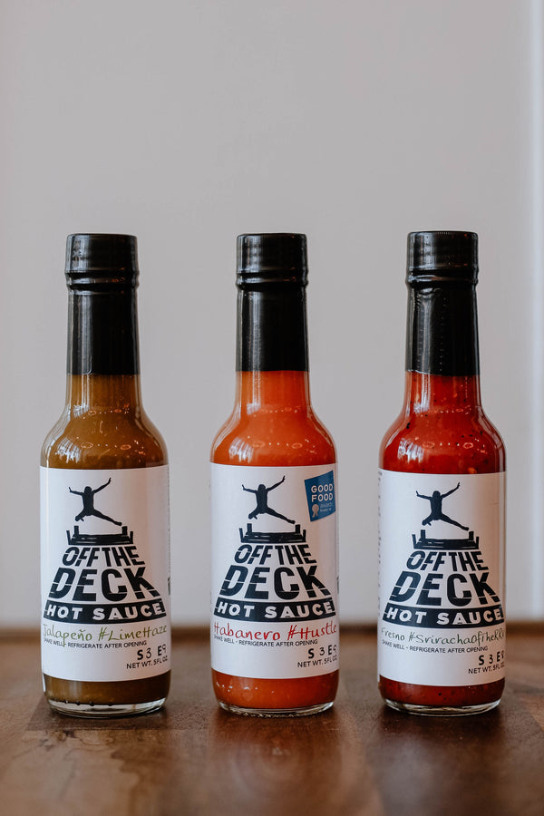 OTD Hot Sauce - made in Fargo!