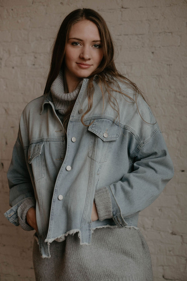 Charlie Denim Jacket (O+P)