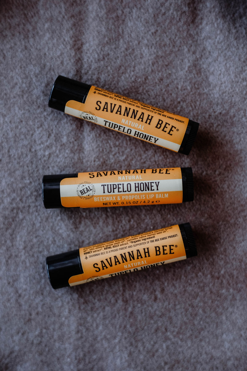 Savannah Bee Lip Balm