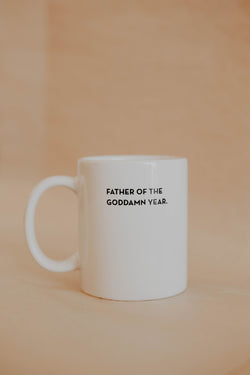 Mother (or) Father of the Year Mugs