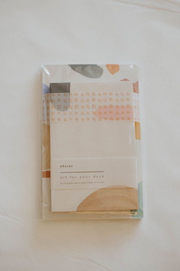 Moglea Notepad Set