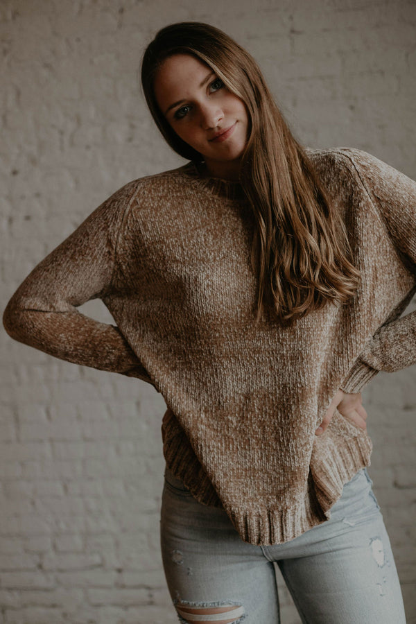Lottie Sweater (O+P)