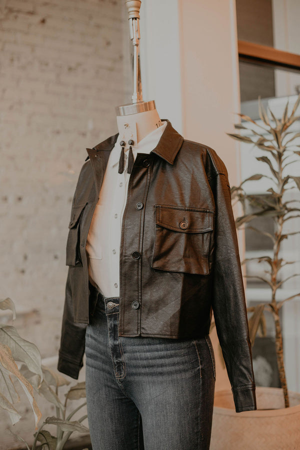 Greaser Leather Jacket