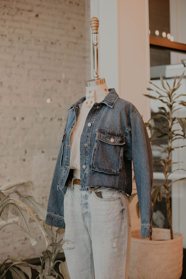 Indy Denim Jacket