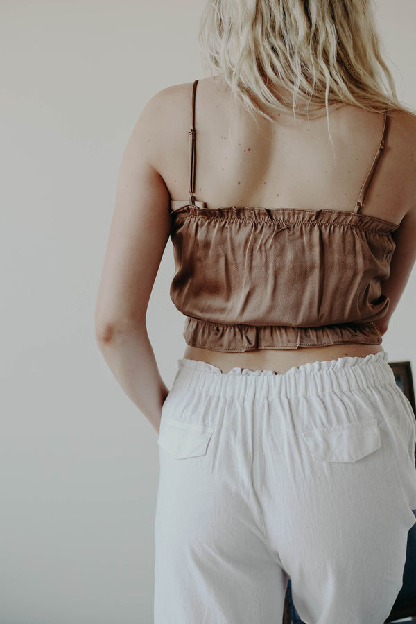 Pillow Crop Top (O+P)