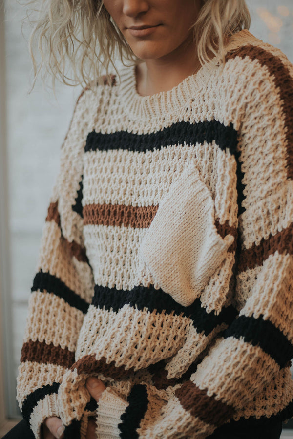Float On Sweater