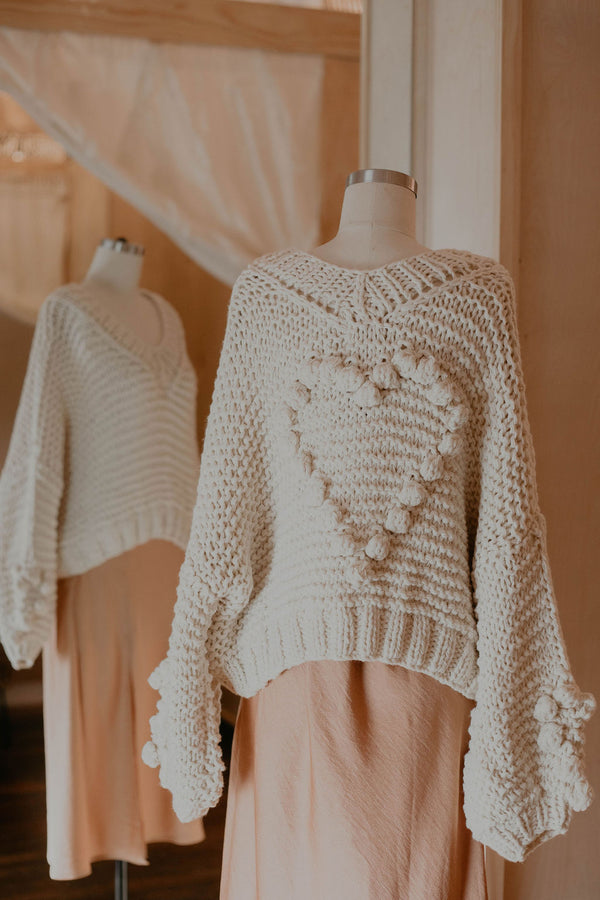 Lover Lane Sweater