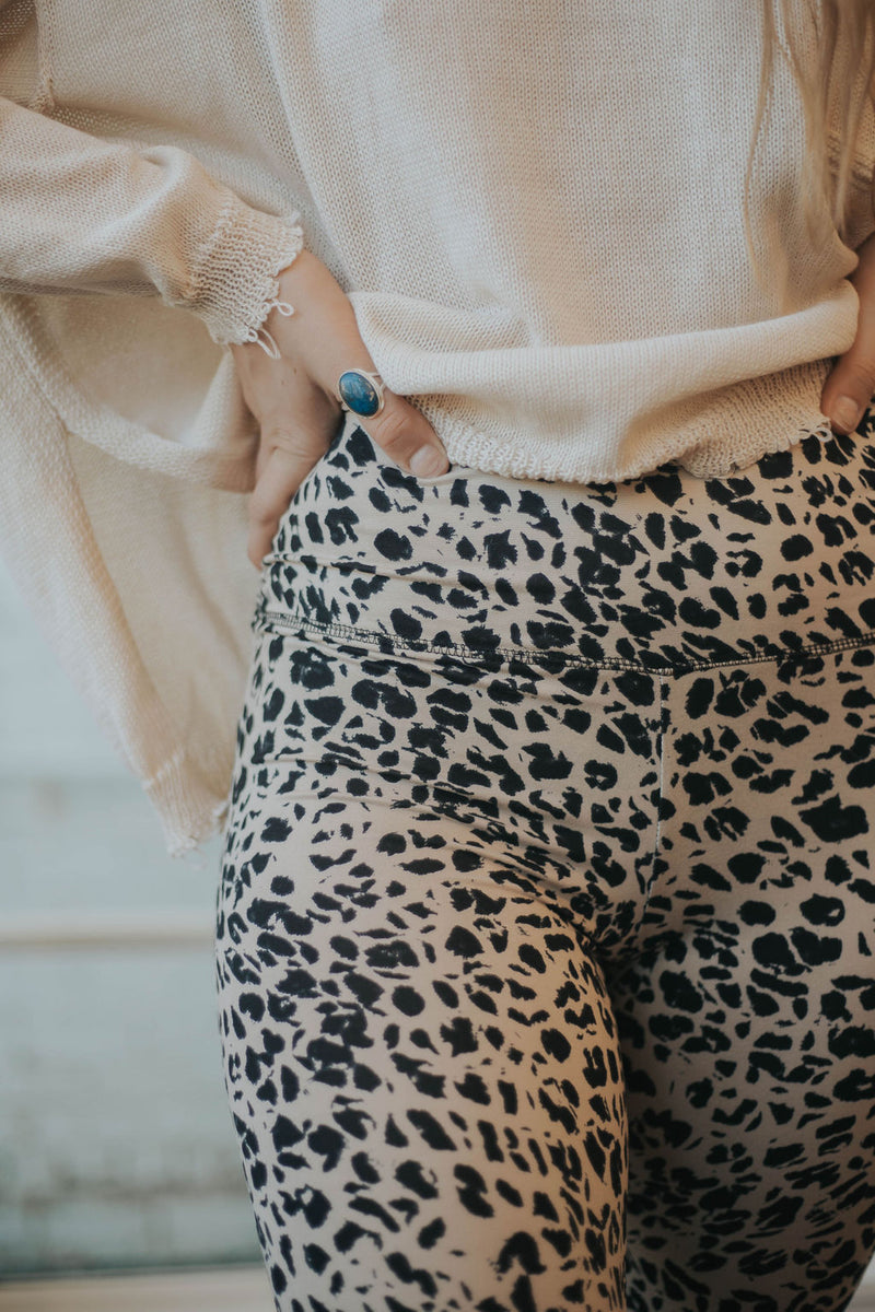Walk This Way Cheetah Leggings