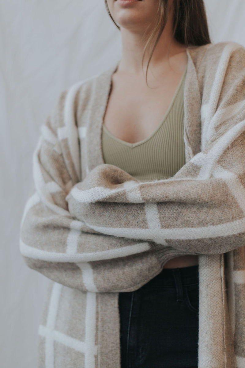 Off The Grid Cardigan