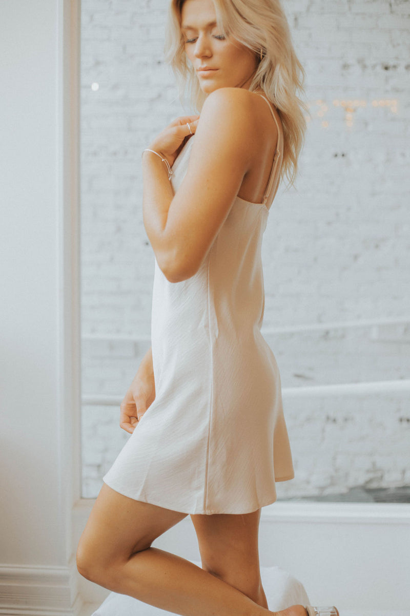 Salli Slip Dress