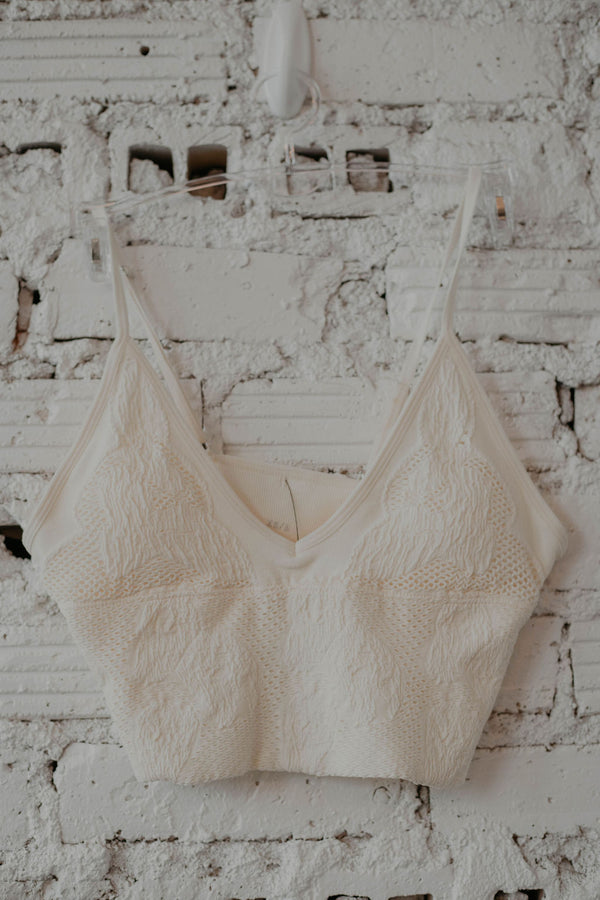 Leo Bralette - 2 colors