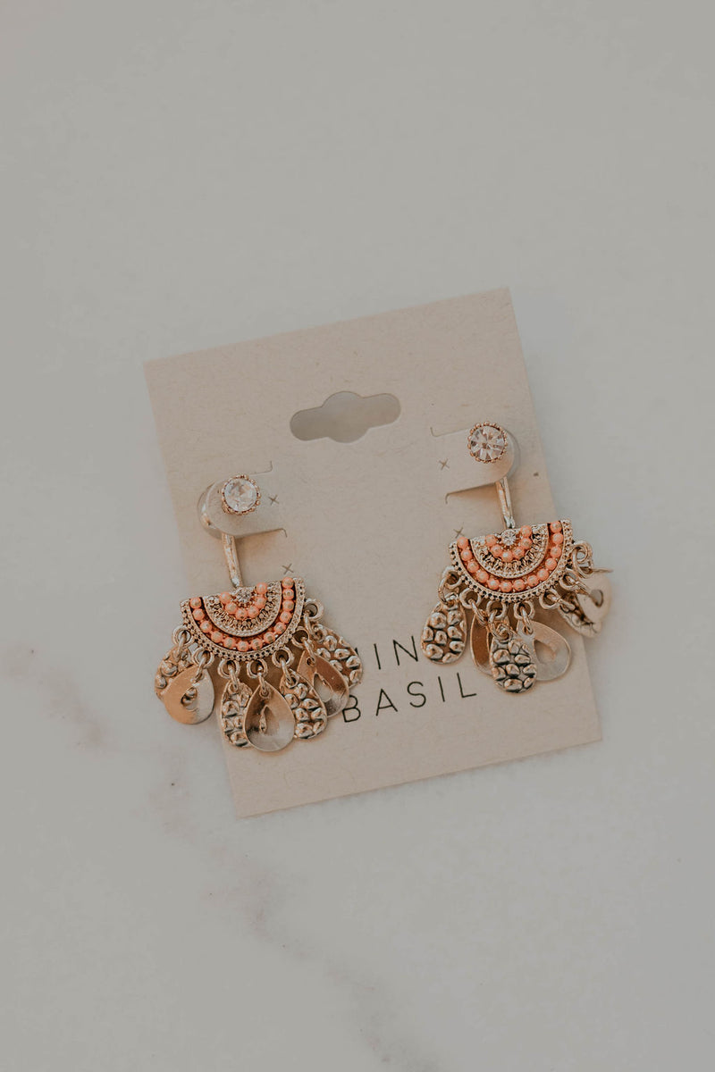 Cleopatra Earrings - 2 colors