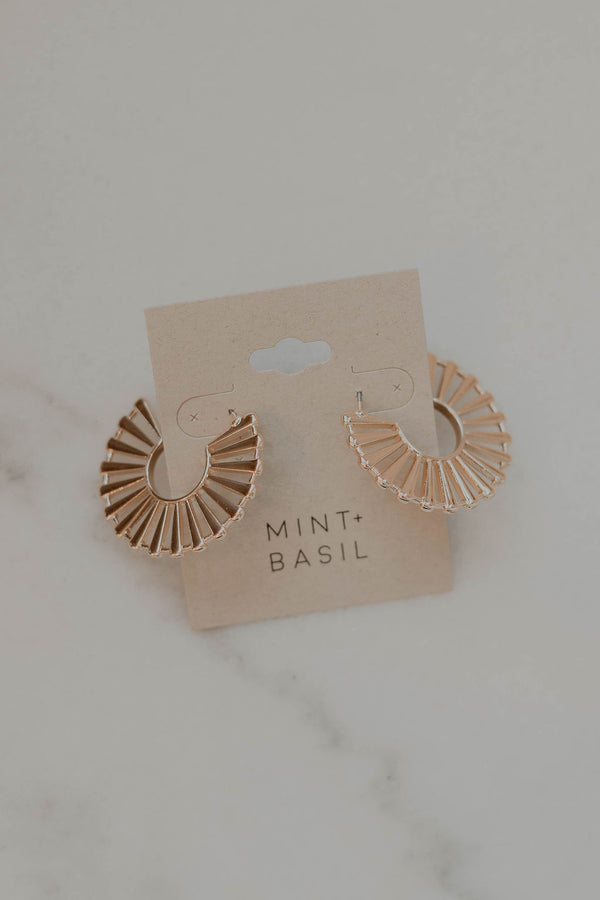 Ray of Light Earrings