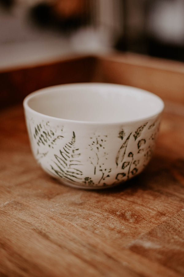 Botanical Bowl
