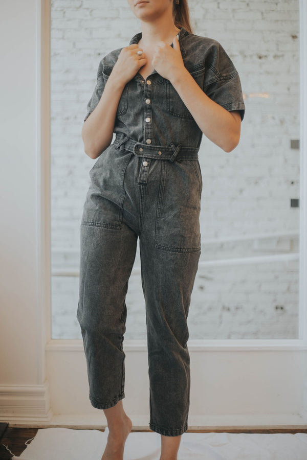 Rolla Denim Jumpsuit