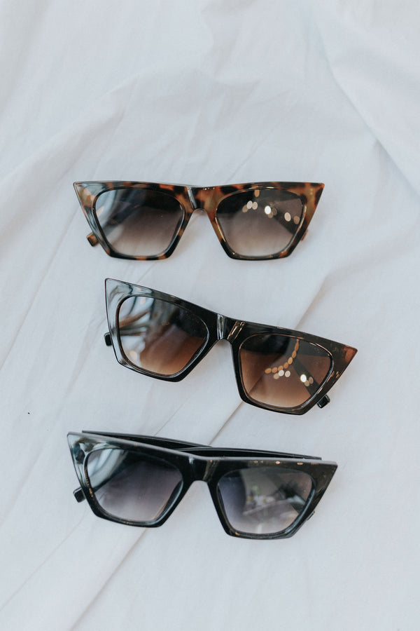Cosmo Cat Eye Sunglasses