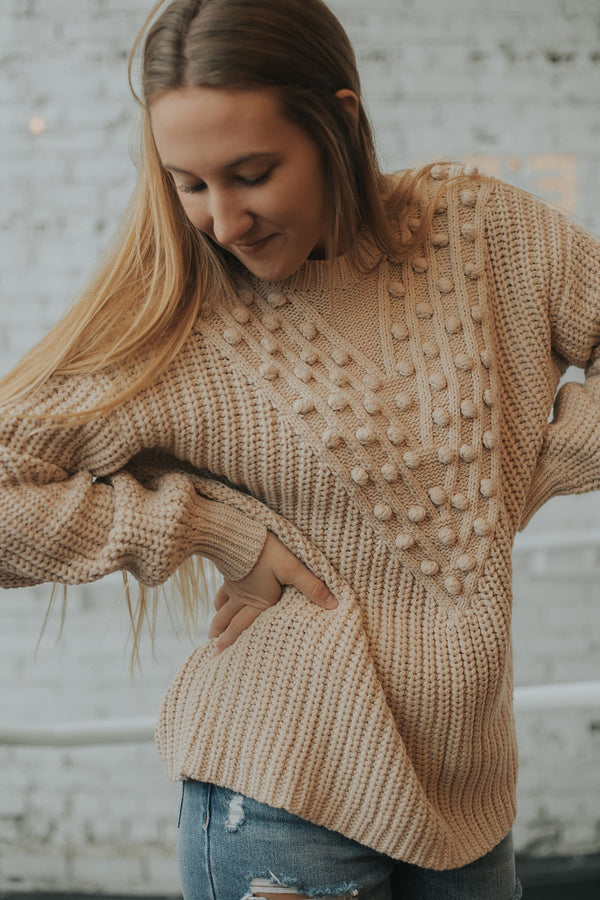 Buttered Rum Sweater