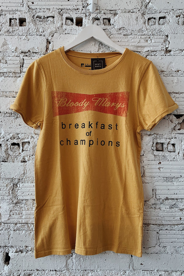 Breakfast of Champions Tee