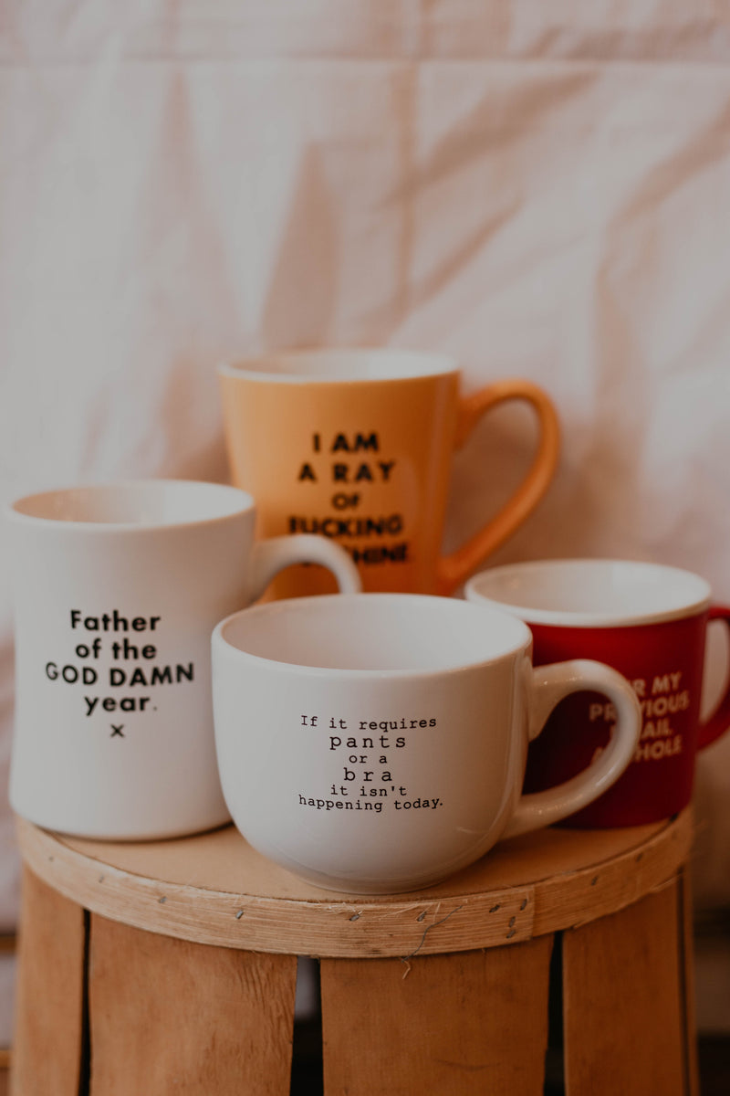 Father of the Year Coffee Mug