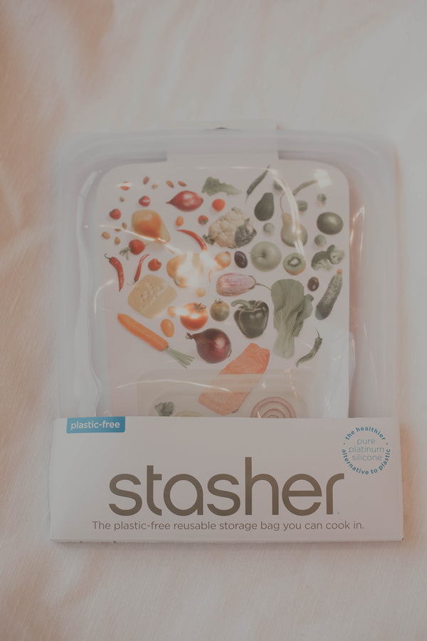 Stasher - Half Gallon Bag