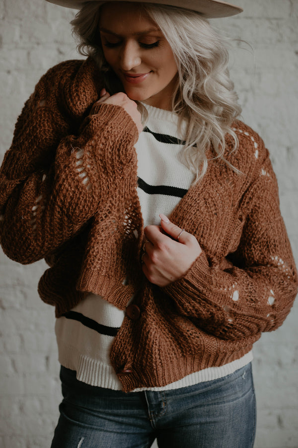 Elmer Sweater Cardigan
