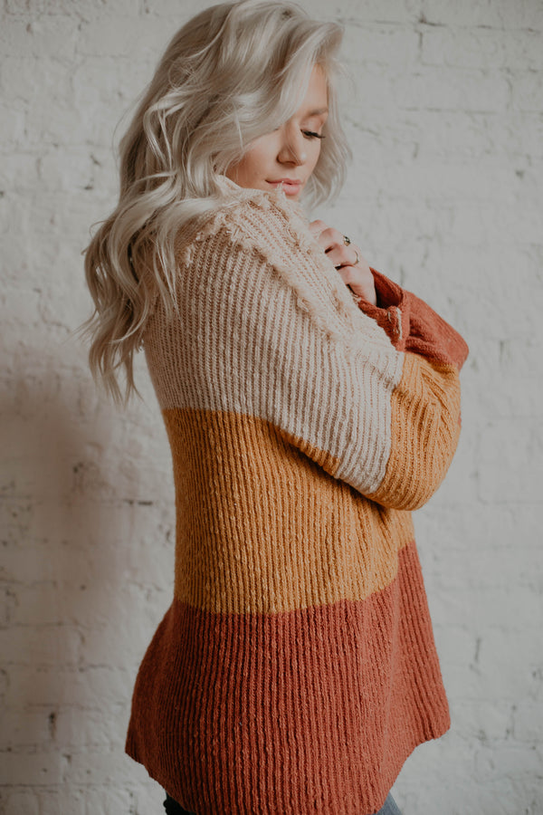 Butternut Sweater