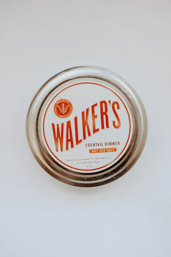 Walker Feed Cocktail Rimmers