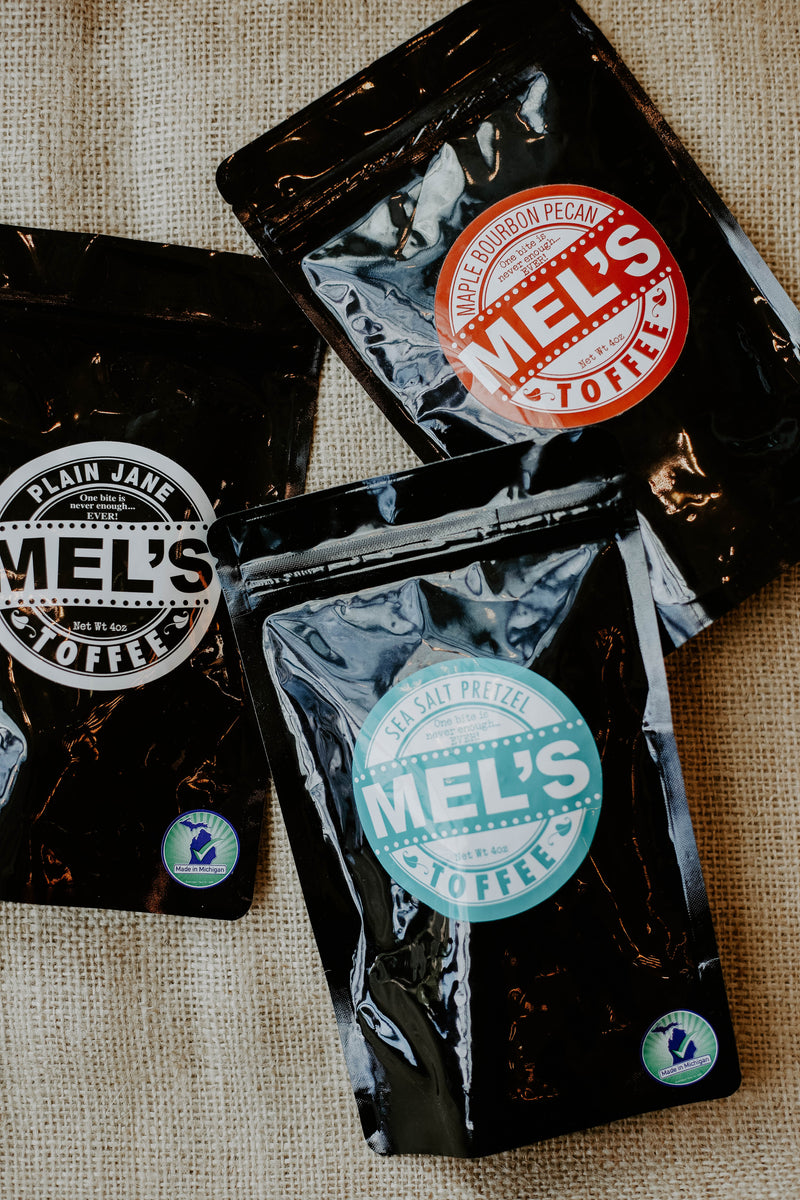Mel's Toffee