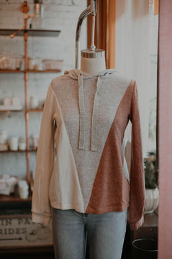 Libby Colorblock Sweater
