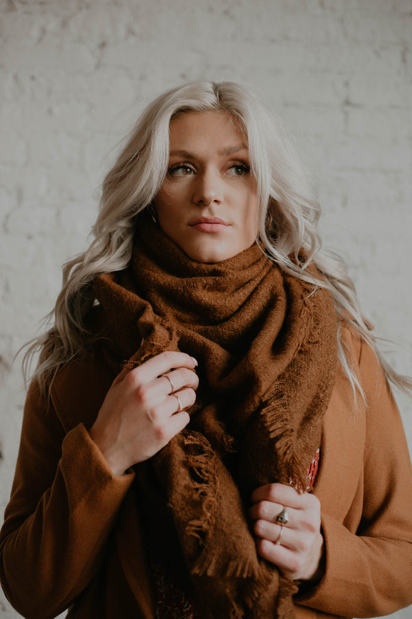 Bundle Blanket Scarf - 3 colors
