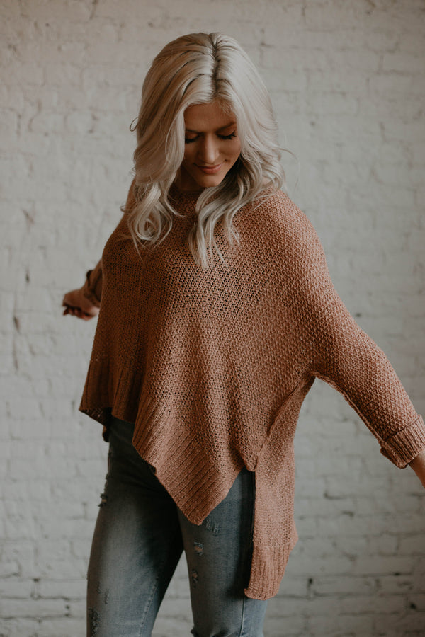 Wanderer Sweater (O+P)