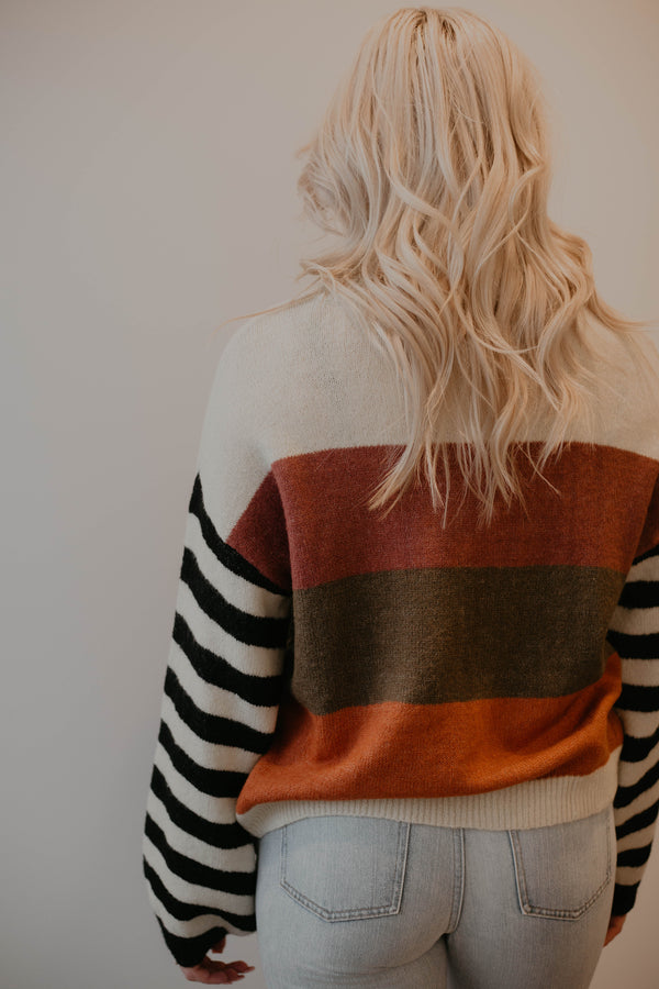 Aleha Sweater (O+P)