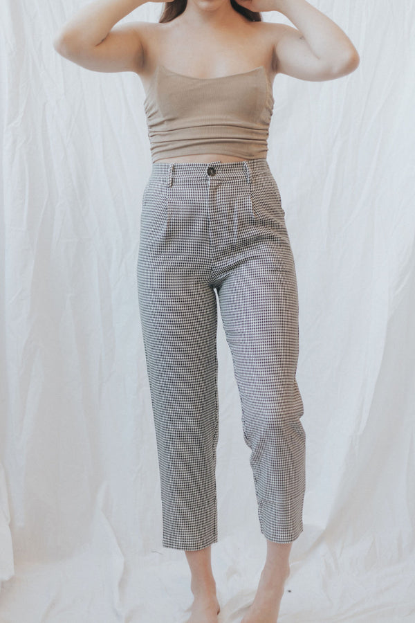 Tilli Houndstooth Pants