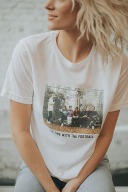 FRIENDS - The One With The Football Tee