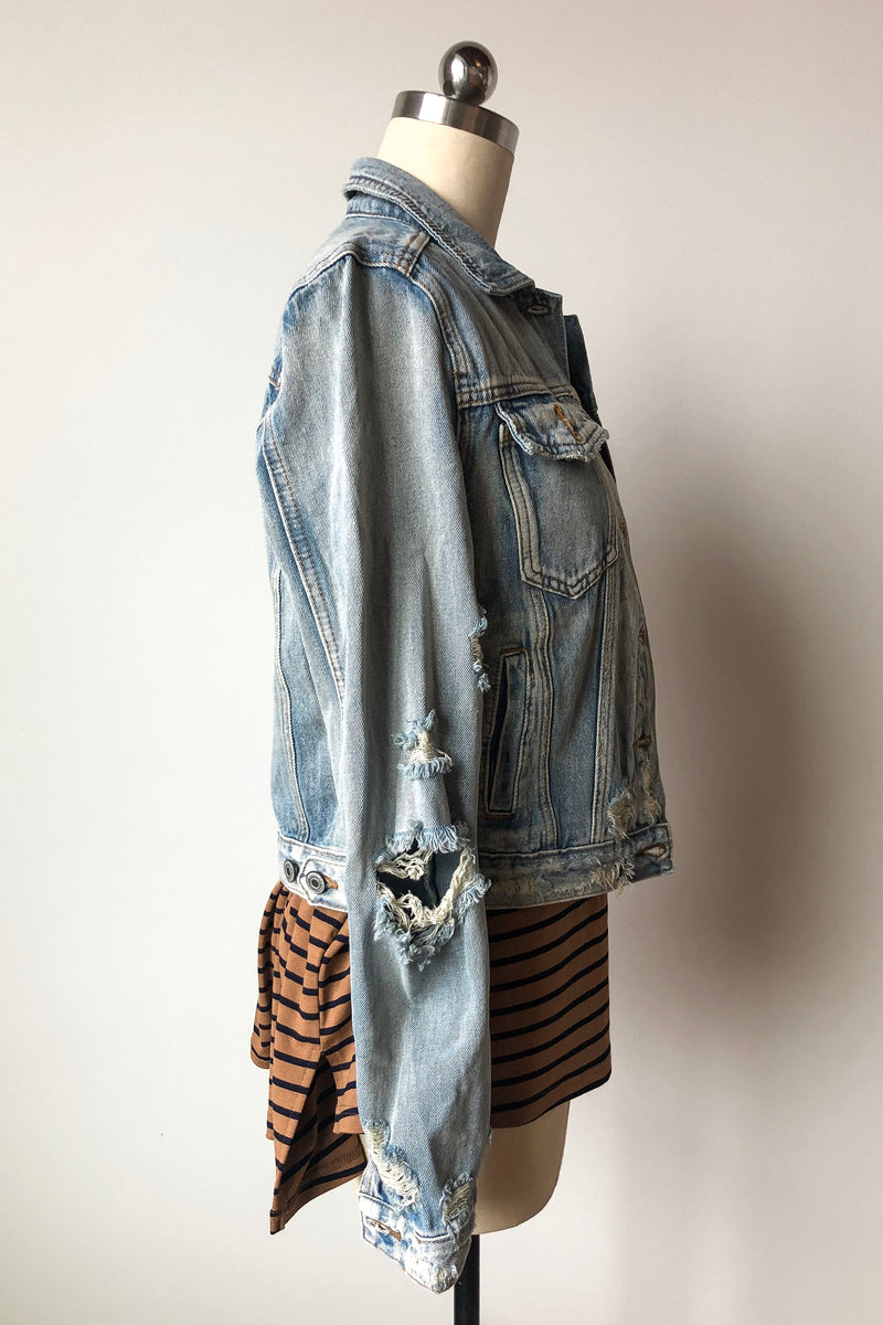 Footloose Denim Jacket