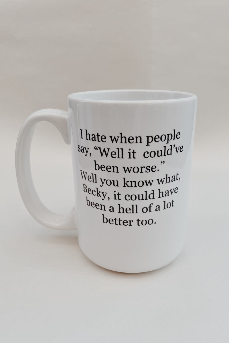 Niftae Thriftae Coffee Mugs