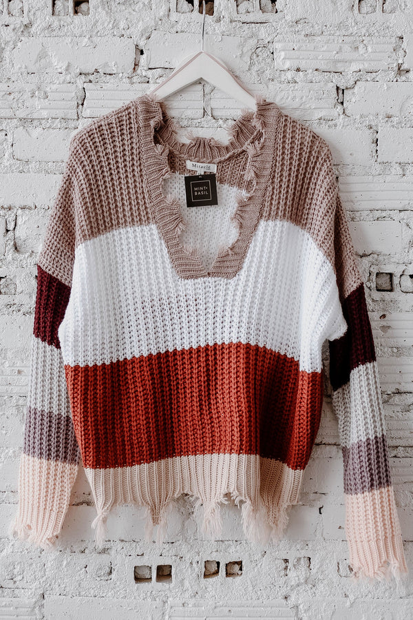 Tezza Sweater