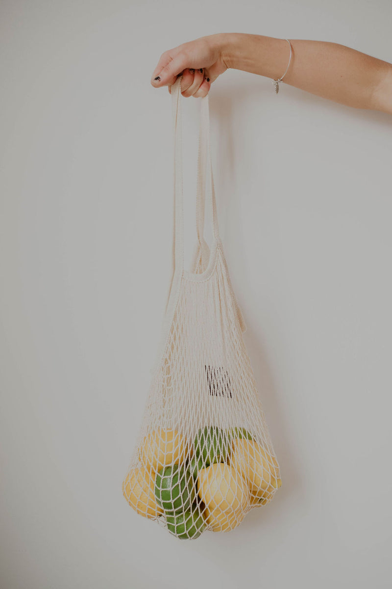 Aesthetic Net Market Bag
