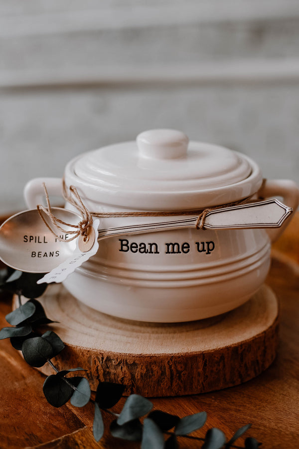 Bean Me Up Pot