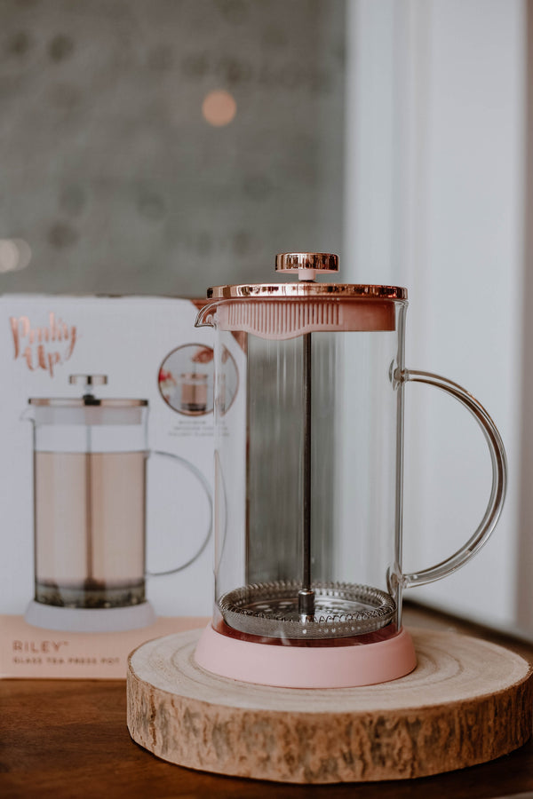 Tea + Coffee Press Pot